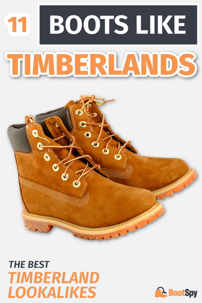 11 Boots Like Timberlands: The Best Timberland Look Alikes
