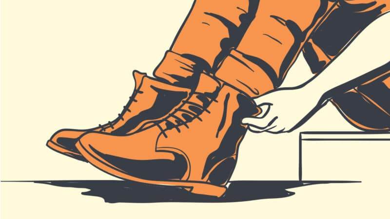 How to Break in Boots Properly: 13 Painless Tips