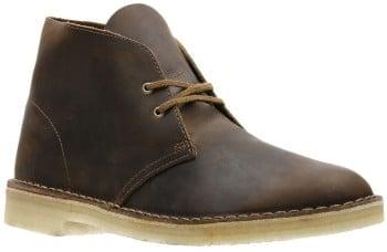 Clarks Desert Boots Product Shot
