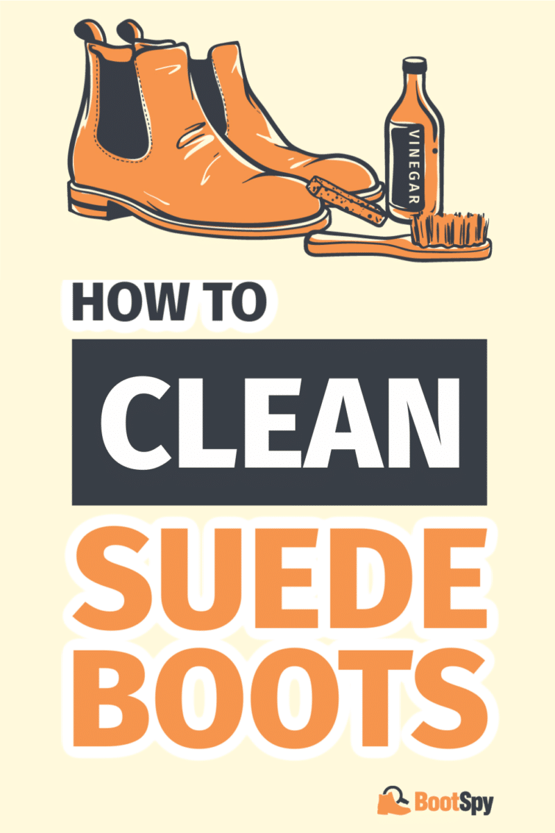 How to Clean Suede Boots in 4 Easy Steps