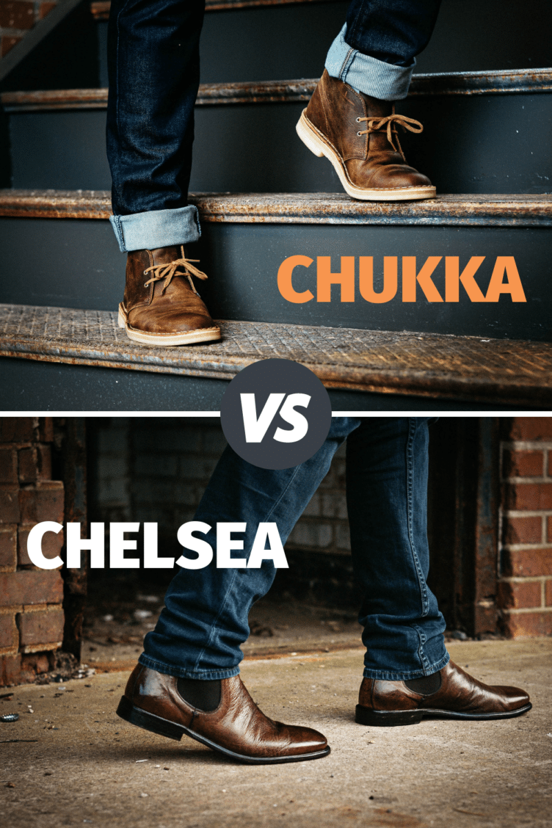 Chukka vs Chelsea: Which Boots Are Best For You?