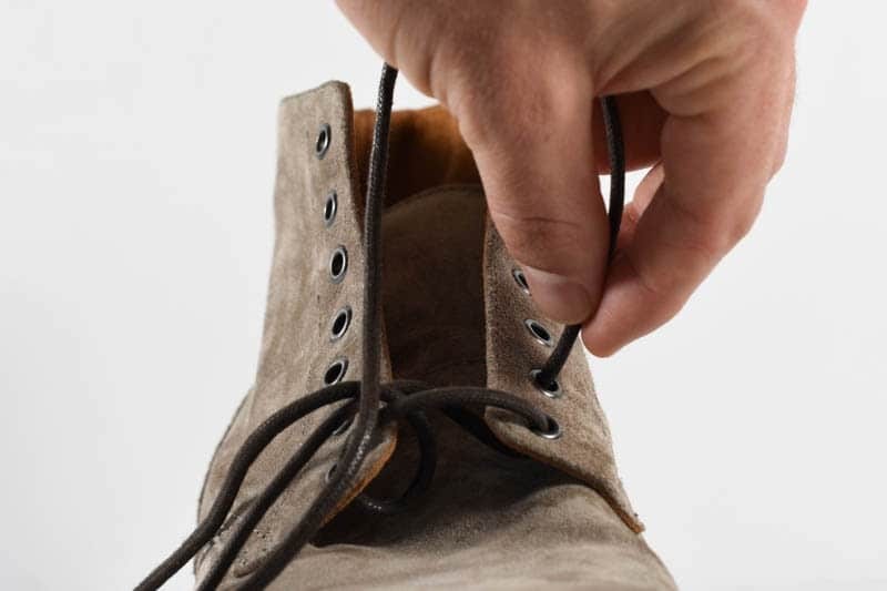 How to Tie Boot Laces 2