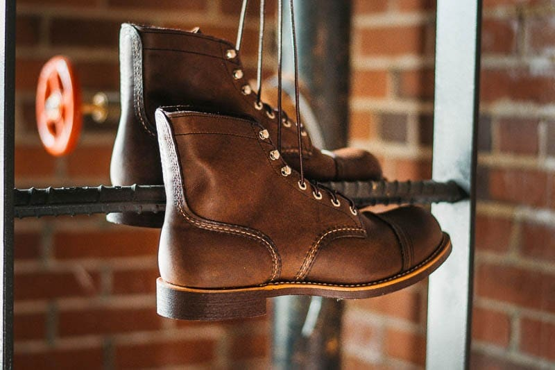 Red Wing Iron Ranger 11