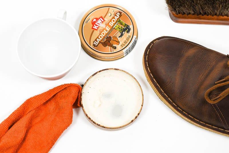 kiwi saddle soap how to use