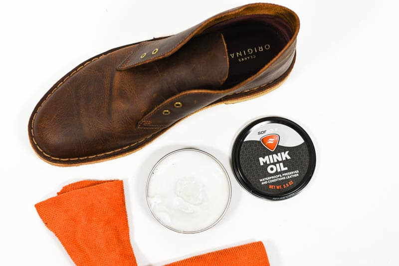 mink oil sofsole how to use