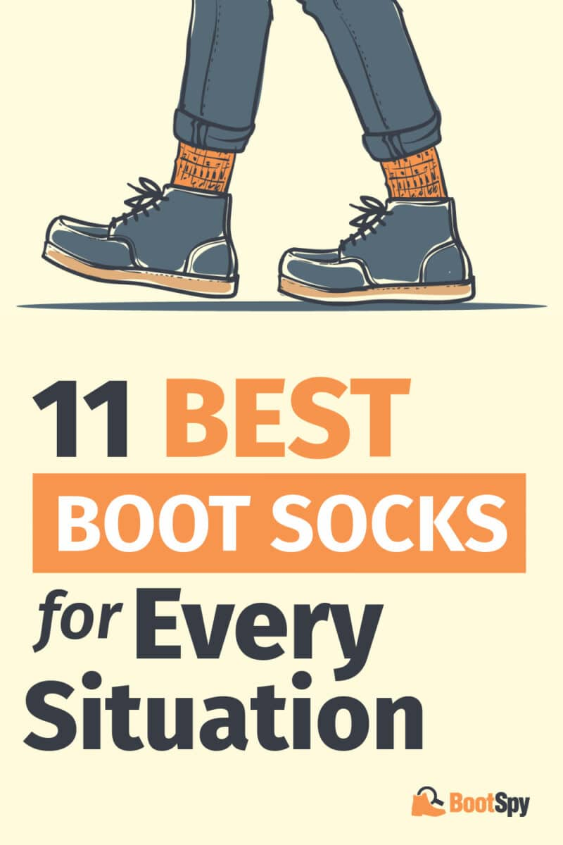 11 Best Boot Socks for Every Situation