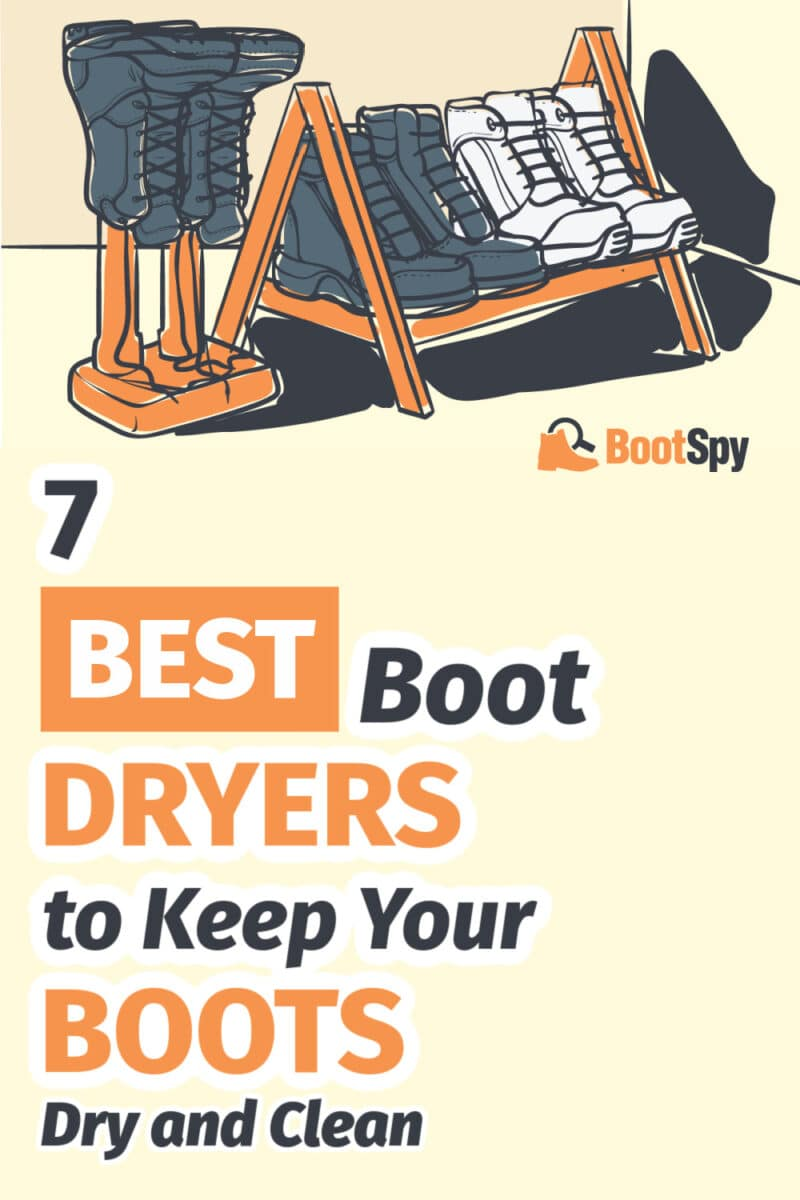 7 Best Boot Dryers to Keep Your Boots Dry and Clean