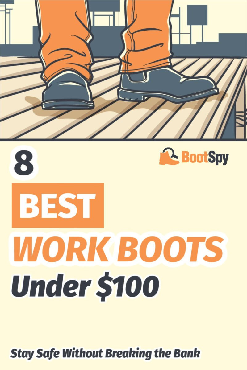 8 Best Work Boots Under $100: Stay Safe Without Breaking the Bank