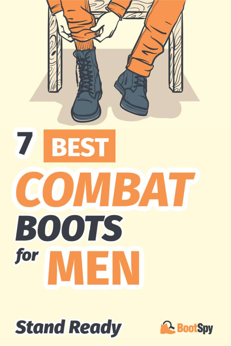 7 Best Combat Boots for Men: Stand Ready