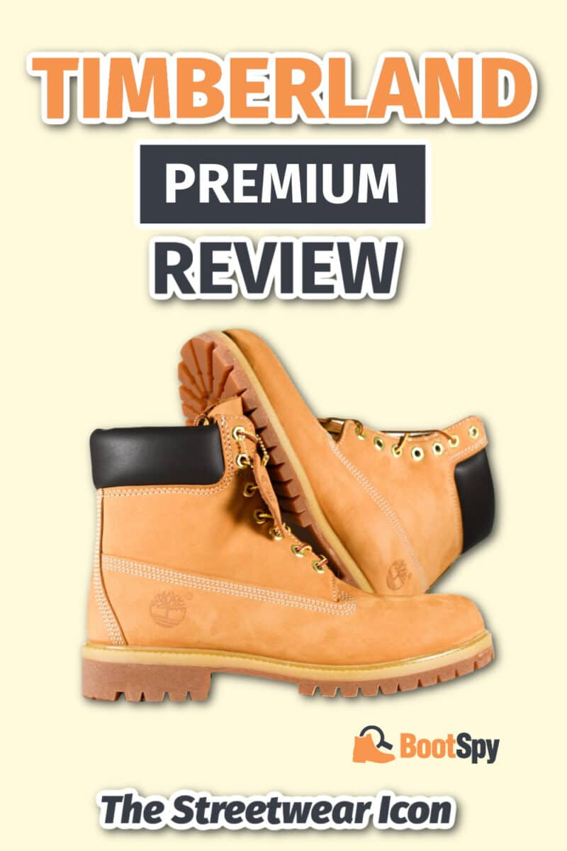 Timberland Premium Review: The Streetwear Icon