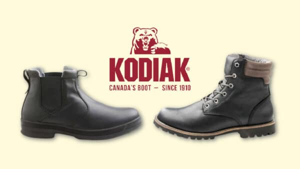 Kodiak Boots Review: Canada's Boot? We're Not Convinced