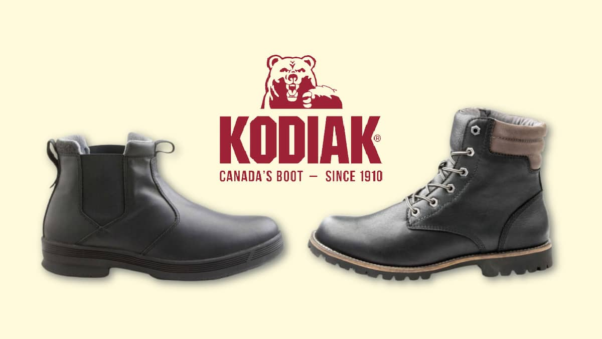 Kodiak Boots Review Rover II Magog Kodiak Boots Logo
