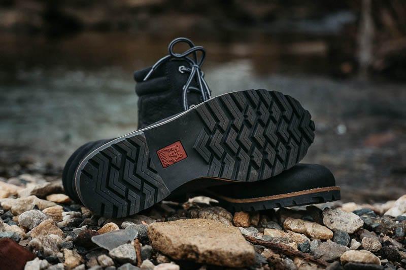 Kodiak Boots magog sole tread