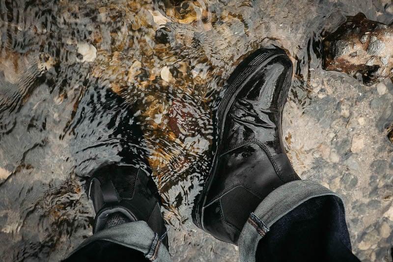 Kodiak Boots waterproof chelsea boots