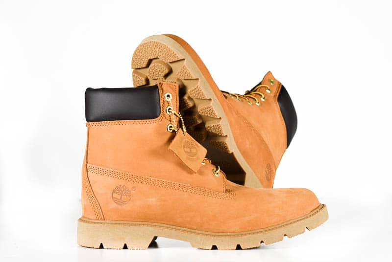 Timberland basic boots stacked