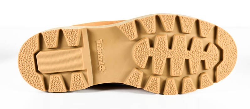 Timberland basic sole side view cropped