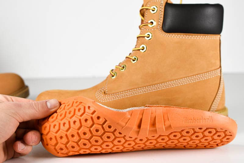 Timberland premium high density foam insole