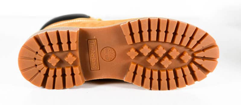 Timberland premium sole side view cropped