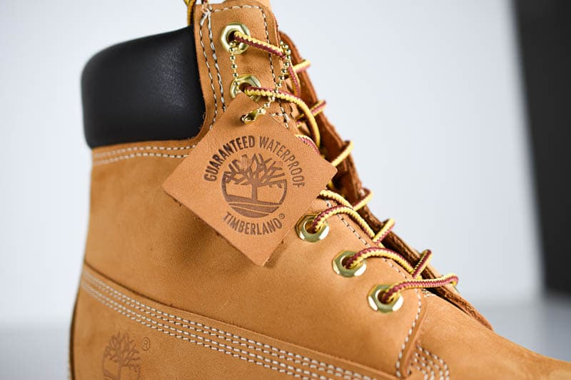 Timberland waterproof guarantee