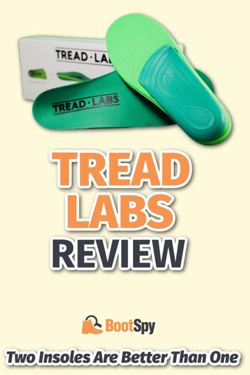 Tread Labs Review: Two Insoles Are Better Than One