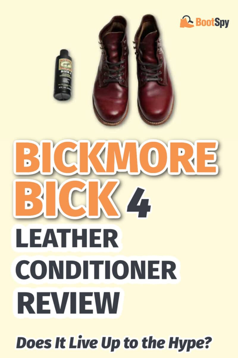 Bickmore Bick 4 Leather Conditioner Review: Does It Live Up to the Hype?