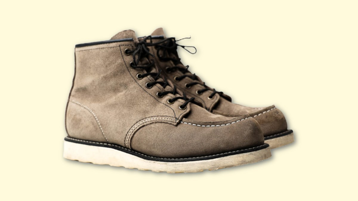 Red Wing Moc Toe Review 8863 Classic Moc