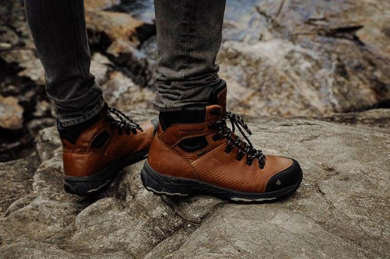 Vasque St Elias Hiking Boot profile view