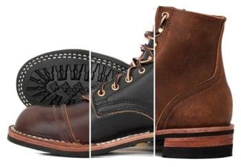 Nicks Handmade Americana Boot