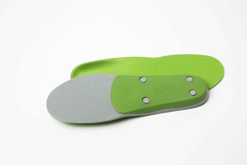 superfeet green insole stabilizer cap