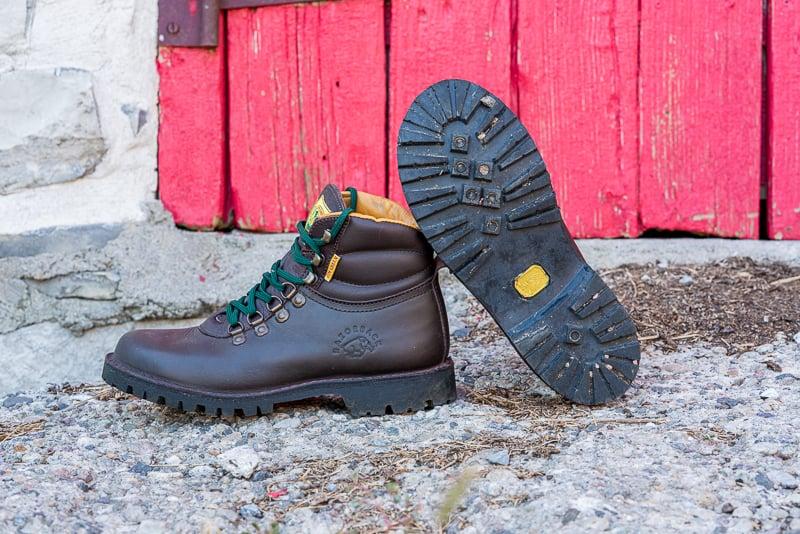 Jim Green Razorback custom rubber lug sole