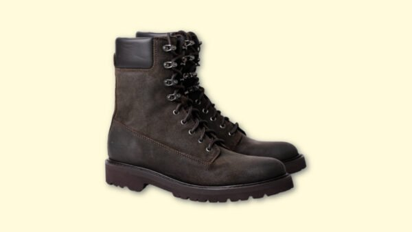 Thursday Boots Explorer Review Thursday Explorer in Dark Olive Weathersafe Suede
